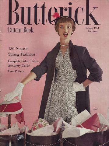 Butterick Pattern Book