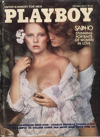 Playboy October 1, 1975