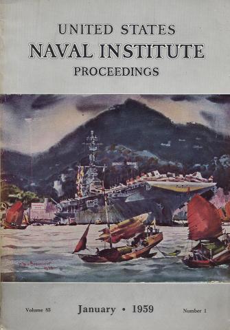 U.S. Naval Institute Proceedings