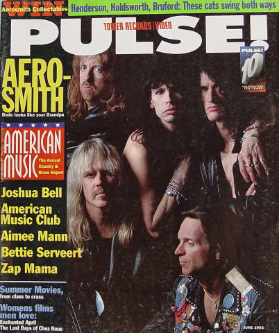 Pulse! Magazine June 1993