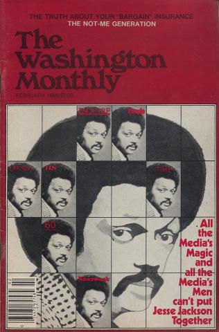 The Washington Monthly Magazine February 1980