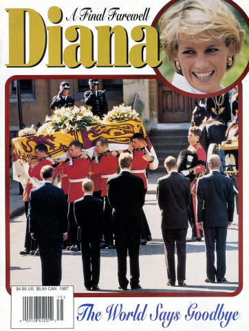 Hits Sensation: Diana A Final Farewell