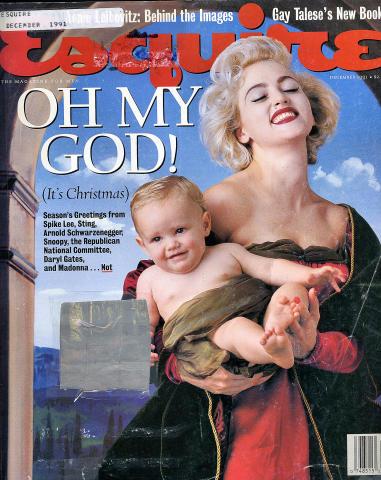 Esquire December 1, 1991