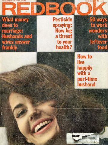 Redbook Magazine November 1962