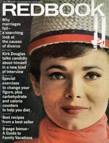 Redbook Magazine April 1966
