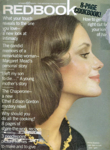 Redbook Magazine October 1972