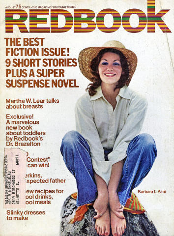 Redbook Magazine August 1974