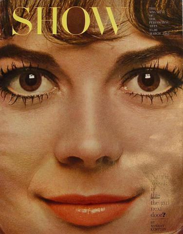 Show Magazine March 1962