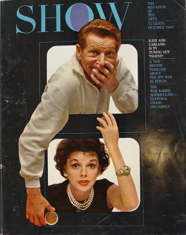 Show Magazine October 1963