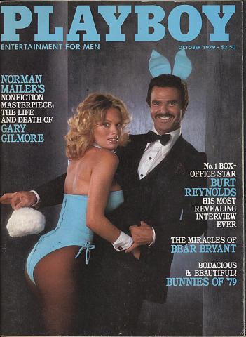 Playboy Magazine October 1, 1979