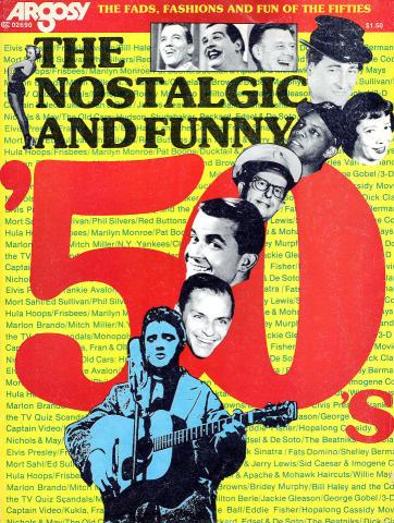 Argosy: The Nostalgic And Funny '50's