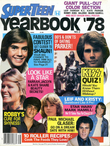 Super Teen Yearbook '78 No. 2