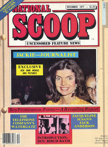 National Scoop Magazine December 1977