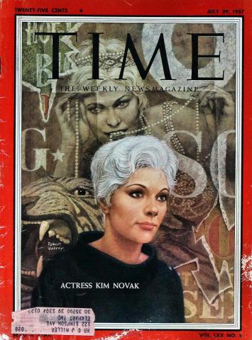 Time Magazine June 20, 1957