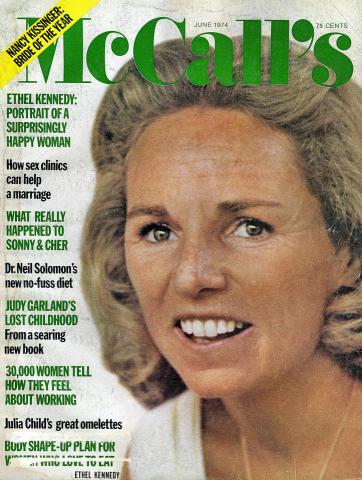 McCall's Magazine June 1974