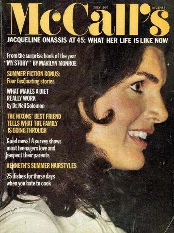 McCall's Magazine July 1974