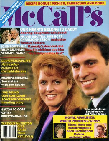 McCall's Magazine June 1986