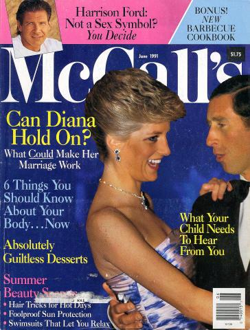 McCall's Magazine June 1991