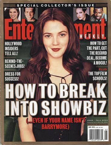 Entertainment Weekly No. 565
