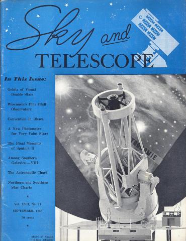 Sky and Telescope