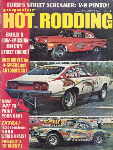 Popular Hot Rodding