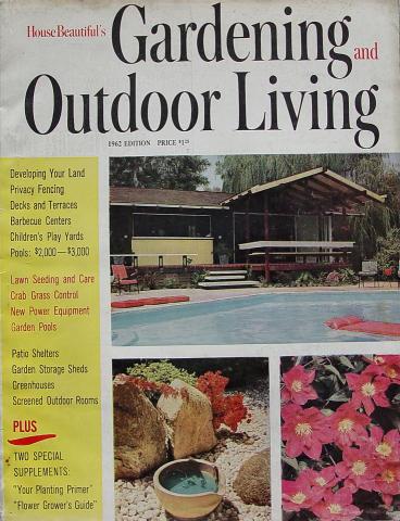 Gardening and Outdoor Living No. XXIII