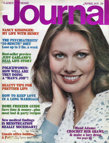 Ladies' Home Journal April 1975