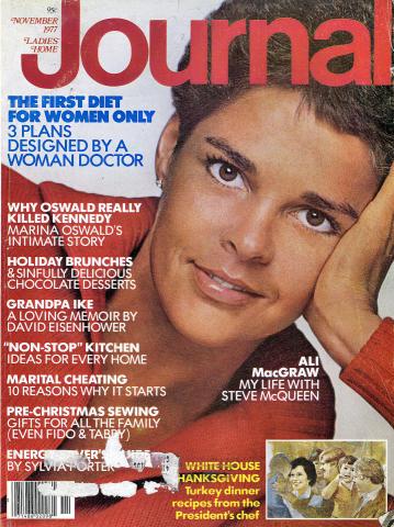 Ladies' Home Journal November 1977