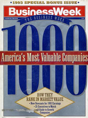 Business Week: Special Bonus Issue