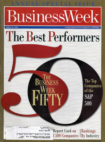 Business Week: Annual Special Issue 1999