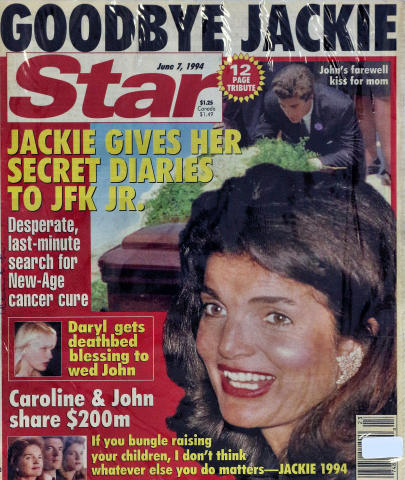 Star Magazine June 7, 1994