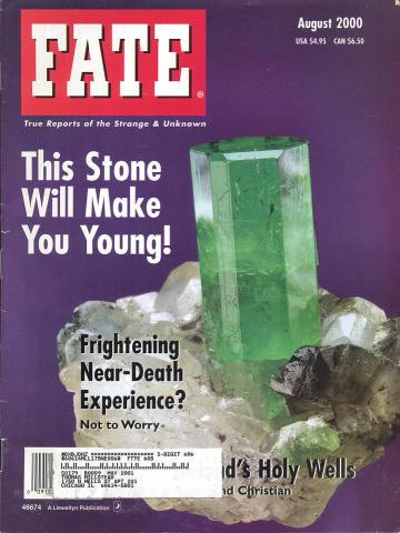 Fate Magazine August 2000