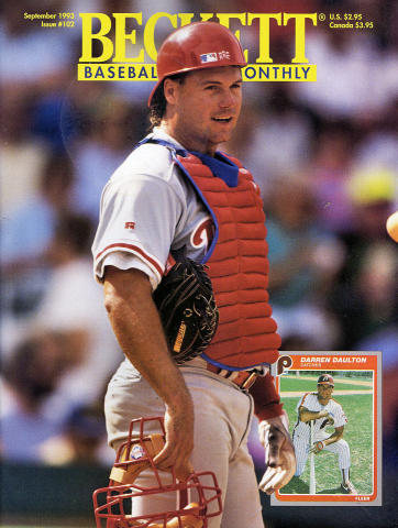 Beckett Baseball Card Monthly September 1993