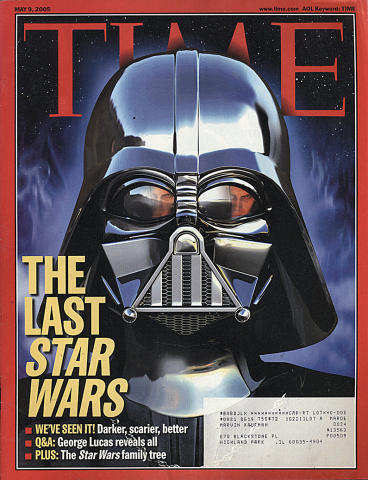 Time Magazine May 9, 2005