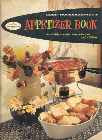 Good Housekeeping's Appetizer Book