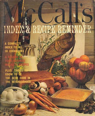 McCall's Index & Recipe Reminder