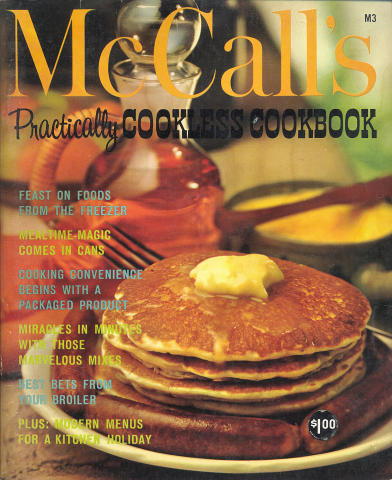 McCall's Practically Cookless Cookbook