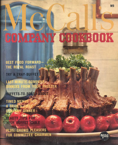 McCall's Company Cookbook