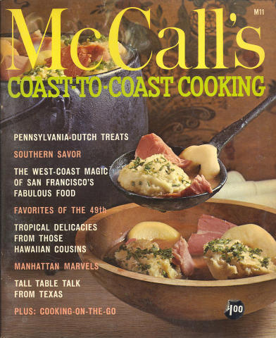 McCall's Coast-To-Coast Cooking