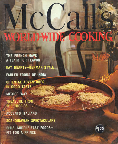 McCall's World-Wide Cooking