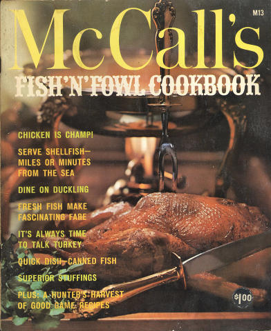 McCall's Fish 'N' Fowl Cookbook