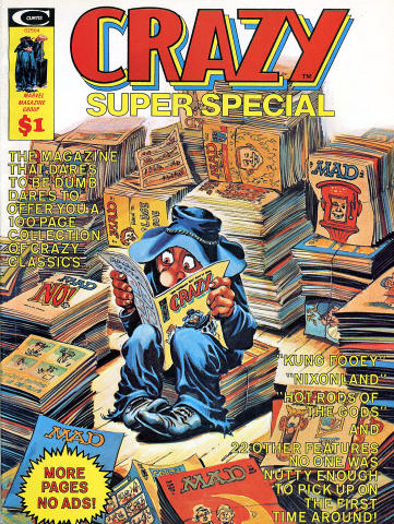 Crazy Super Special Vol. 1 No. 1
