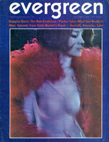 Evergreen Magazine September 1968