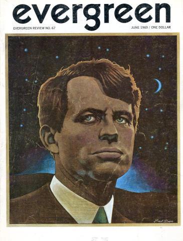 Evergreen Magazine June 1969