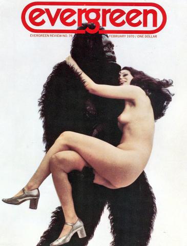 Evergreen Magazine February 1970
