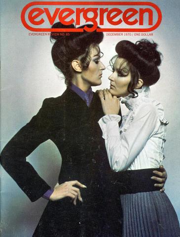 Evergreen Magazine December 1970