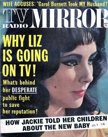 TV Radio Mirror Magazine August 1963