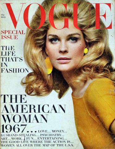 Vogue Magazine March 1967