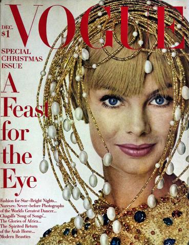 Vogue Magazine December 1967