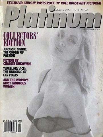 Platinum Magazine September 1993